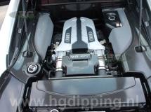 Carbon motorruim