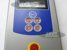 Stertil gedipte besturingskast TE-D-032-4 op zilver