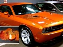 Candy oranje
