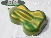 Carshape ALU-Y21-FD ondergrond groen
