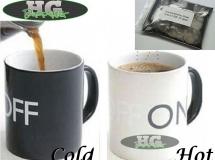 Koffie mok thermo zwart (2)