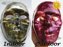 Photochromic masker