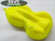 Speedshape Neon Geel ondergrond wit