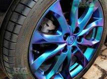 Mazda velg - Sparkling Ocean