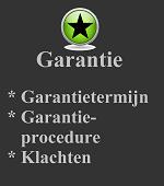 knop garantie